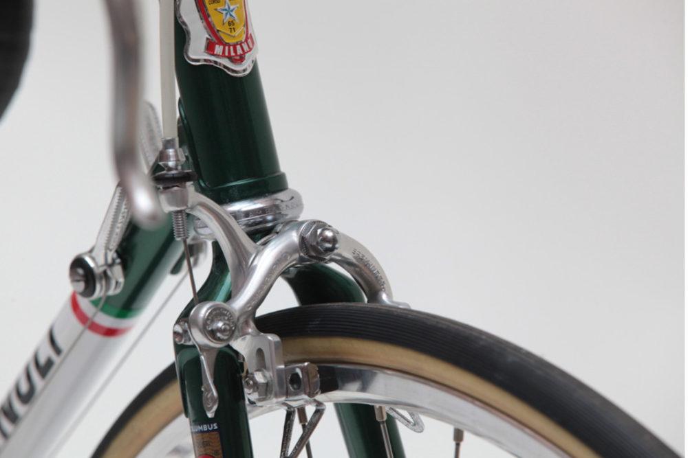 """Bici da Eroica """"Sergio Rossignoli"""" Prestige Edition"""