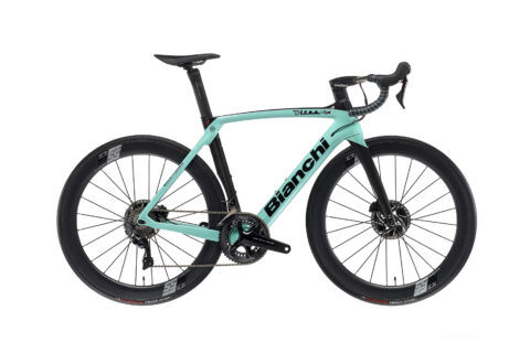 Bianchi Oltre XR4 disc SHIMANO Dura Ace