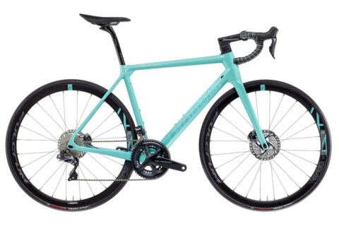 Bianchi Specialissima disc Super Record EPS