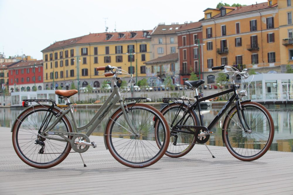 Rossignoli City Bike Uomo