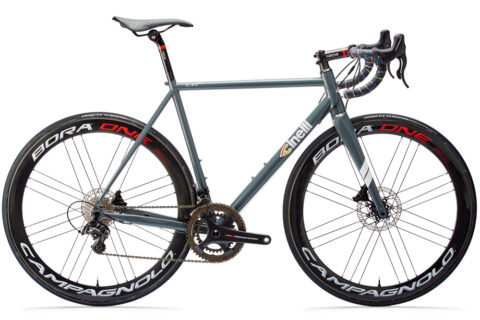 Cinelli Nemo Tig Disc 2021 SRAM Red Etap AXS