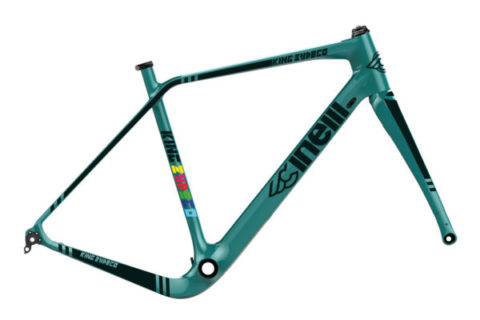 Cinelli Zydeco King Gravel Frame Kit